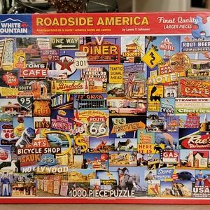 Roadside America Puzzle
